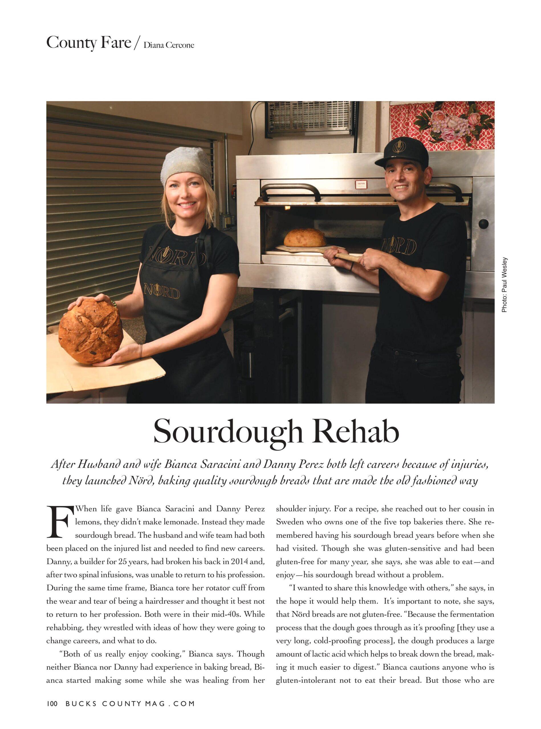 Sourdough Rehab Page 1